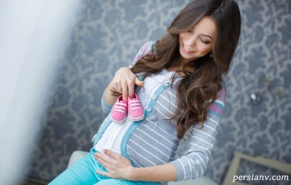 علل کوچک بودن شکم در بارداری