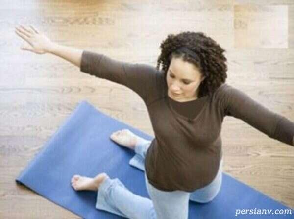 ورزش کردن قبل از بارداری مفید است یا مضر ؟