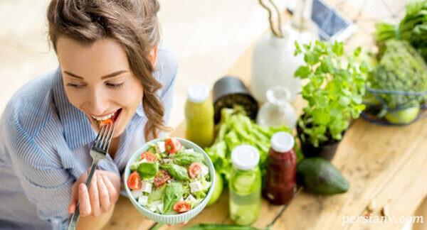 خوراکی های برای ماه سوم بارداری