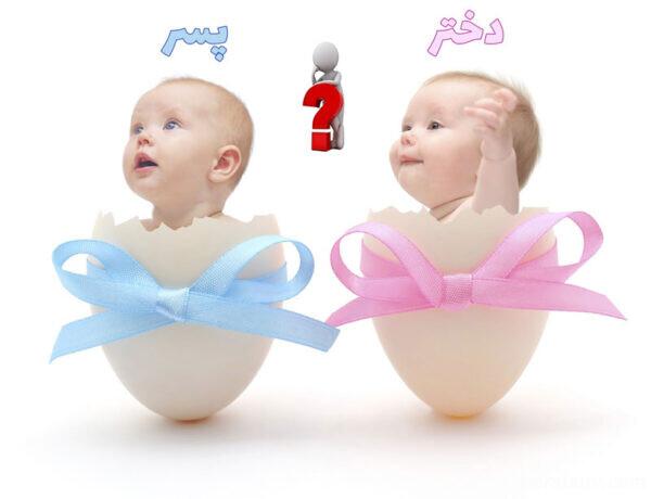 دختر می خواهید یا پسر؟ ( تعیین حنسیت جنین )