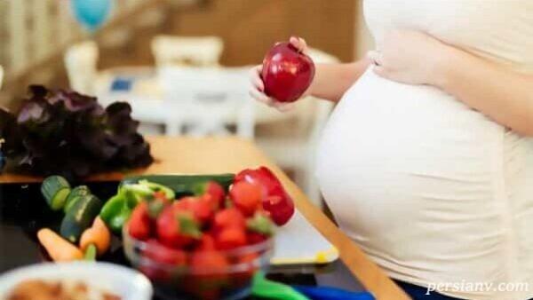 قبل از بارداری چه بخوریم