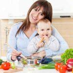 چگونه بعد از بارداری اندام مناسبی داشته باشیم ؟