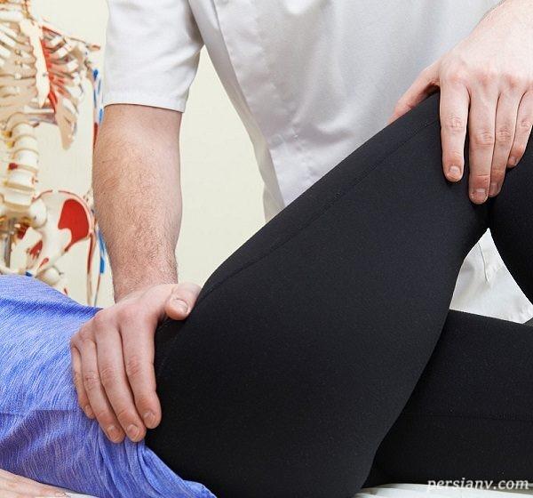 درد پا و ران در بارداری