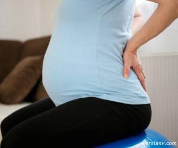 خانم های باردار درد پا و ران در بارداری را جدی بگیرید!