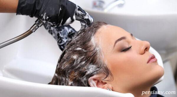 آیا رنگ کردن مو در دوران بارداری ضرر دارد ؟!