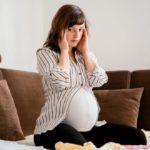 خطرات استرس در دوران بارداری !