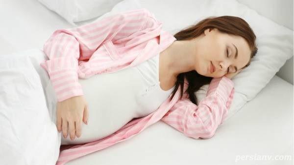 علل خستگی در دوران بارداری !