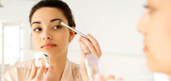 مضرات آرایش در بارداری