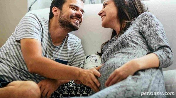 زناشویی در دوران بارداری
