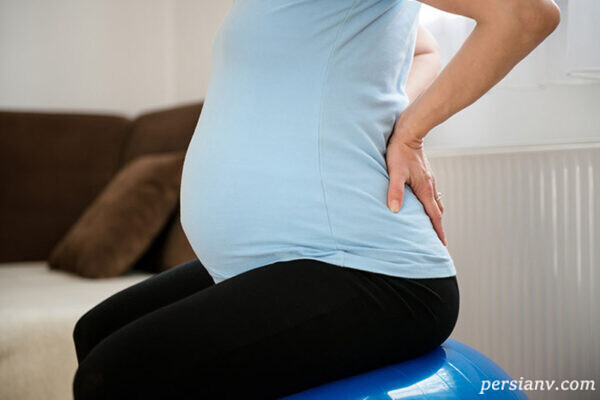 خانمهای باردار چی بخورند تا کمردرد نگیرند؟ + علت کمردرد بارداری