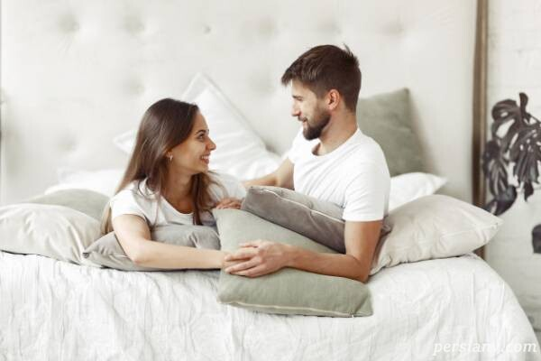 فواید روابط زناشویی منظم