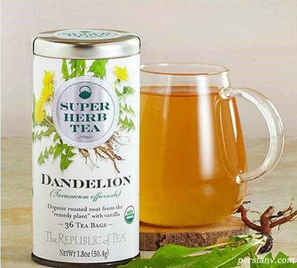چای قاصدک در بارداری