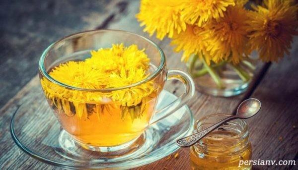 مزایای مصرف چای قاصدک در دوران بارداری
