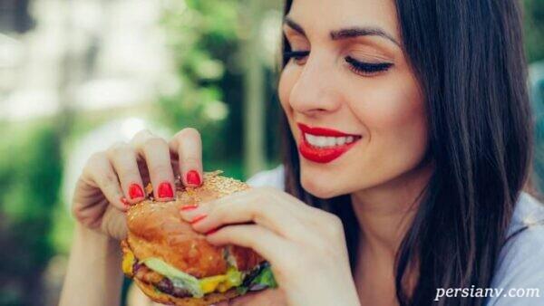 خوردن غذاهای چرب در بارداری چه تاثیری روی جنین دارد؟