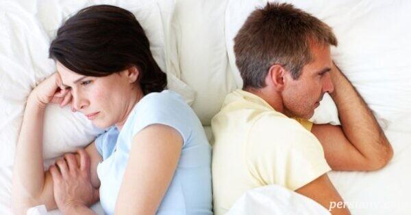 عوارض قطع رابطه زناشویی