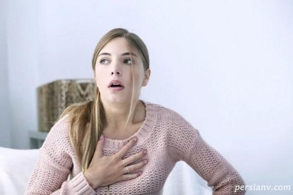 مشکلات تنفسی در بارداری و تاثیرات آن بر جنین