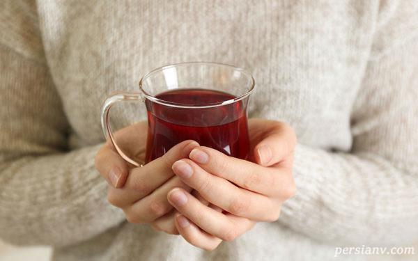 میزان مجاز مصرف چای در بارداری