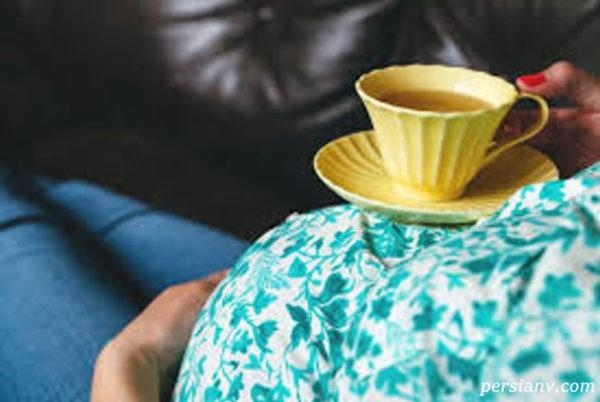 مقدار مجاز مصرف چای در بارداری چقدر است؟