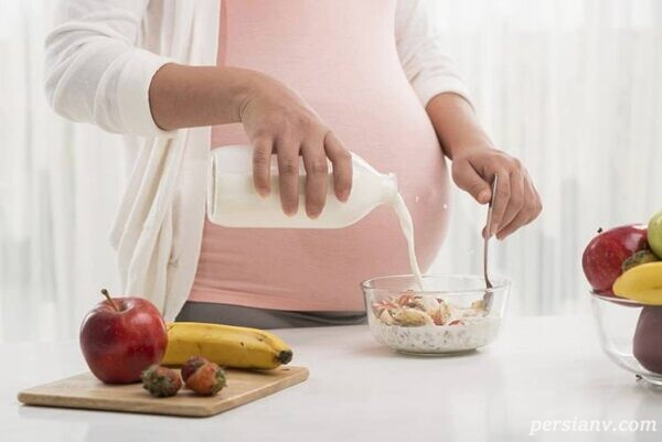 در طول بارداری با این مواد غذایی پر انرژی بمانید
