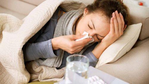 سرماخوردگی در بارداری