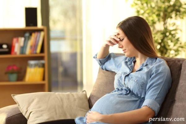 سرگیجه در بارداری ، چگونه آن را درمان کرده یا با آن کنار بیاییم؟