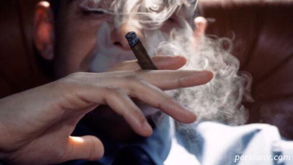 تاثیر سیگار بر باروری مردان