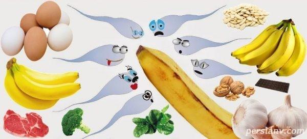افزایش قوای جنسی مردان با این مواد غذایی مفید