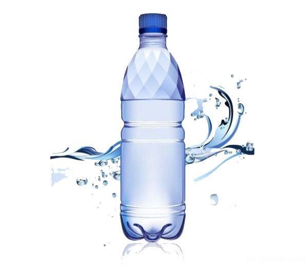استفاده از بطری پلاستیکی