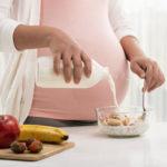 خوردن خوراکیهای خیلی شیرین و خیلی چرب در دوران بارداری