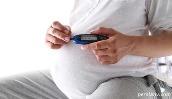 دیابت در بارداری