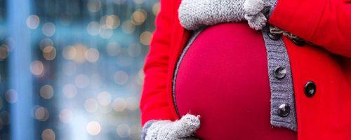 بارداری در فصل زمستان