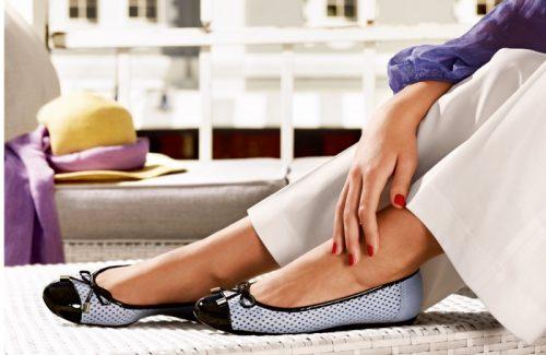 بارداری و تغییرات پا