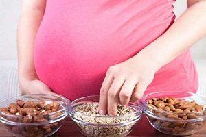 جوانه گندم در بارداری چه موادی را تامین میکند؟