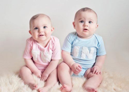 فرزندان دوقلو