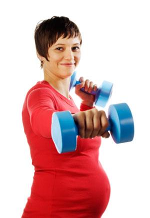 ورزش دردوران بارداری باید چگونه باشد؟