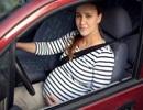 نکاتی خوب برای رانندگی خانم های باردار!