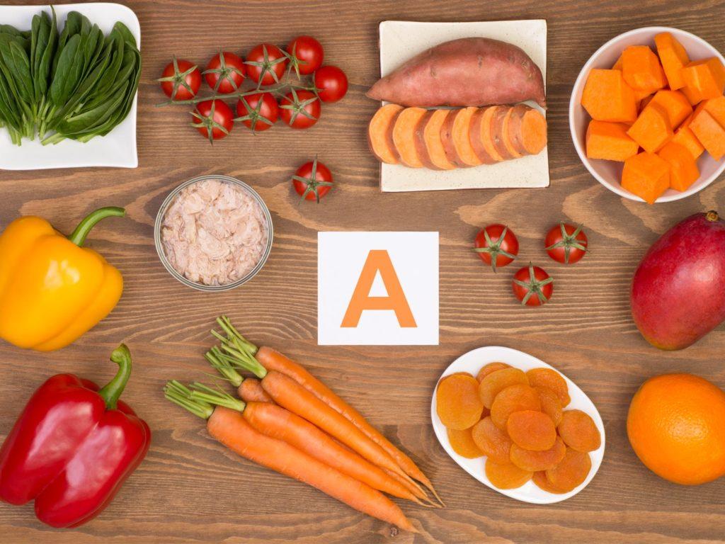 کمبود ویتامین A در بارداری