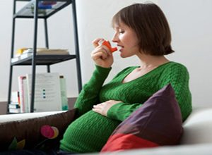 اثرات بیماری آسم بر بارداری