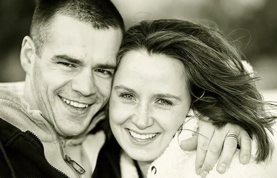 یک ازدواج شاد و موفق