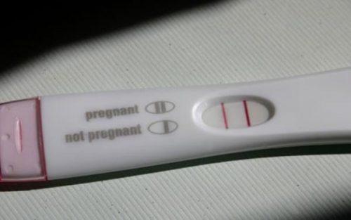تست بارداری