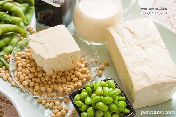 منابع غذایی استروژن