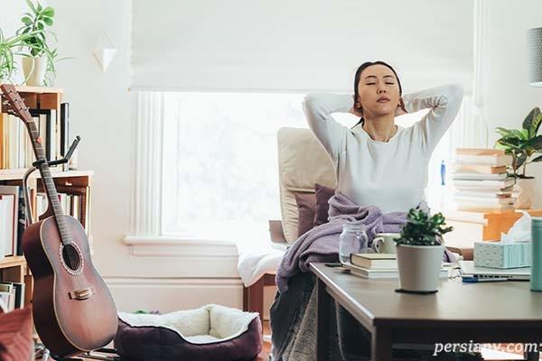 کمر درد قاعدگی از علت تا درمان های موثر خانگی