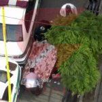 تکه تکه کردن شوهر سابق در حمام خانهدر خیابان پیروزی +عکس
