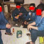 قتل شبانه در مسعودیه تهران در مراسم آشتی کنان مستانه+تصاویر