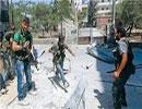 اعدام هواداران نظام سوریه با ساتور !