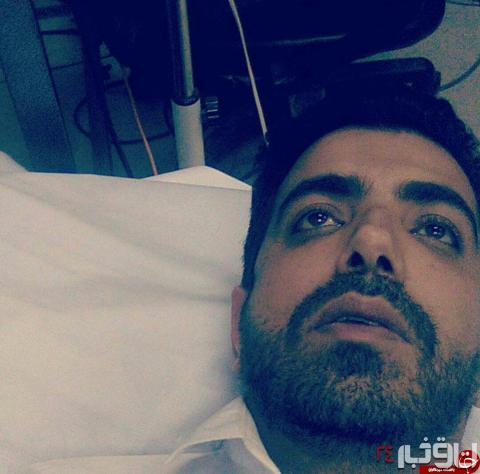 ضرب و شتم شدید بازیگر ایرانی + عکس