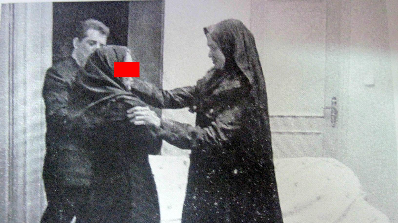 نوعروس خواهر شهید لاجوردی در لیست اعدام قرار گرفت+ عکس متهم