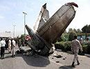 از سقوط هواپیما و طوفان مرگبار در تهران تا اسید پاشی اصفهان