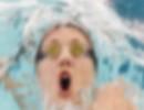 دردسر شنا نکردن با پسران در یک استخر برای دو دختر نوجوان