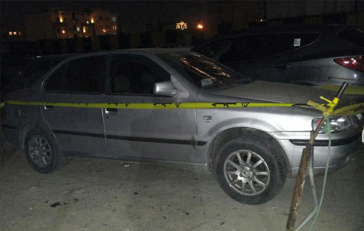 تیراندازی خونین در پارکینگ بیمارستان عرفان/ مردی تراژدی مرگ خود و همسرش را اجرا کرد + عکس